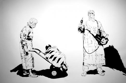 Studio Louis Delbaere illustration